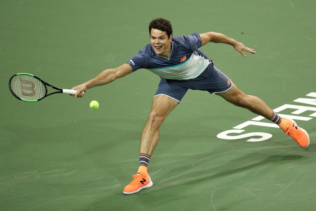 Milos full stretch